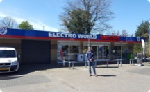 Electro World Balsters Eelde